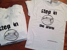 Step In the Arena T-shirt Inspired by Gangstarr Guru DJ Premier UFC Boxing WWE