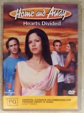 HOME AND AWAY - HEARTS DIVIDED dvd RARE never shown on tv REGION 4 unseen OOP
