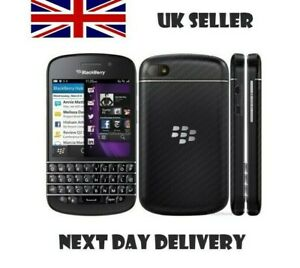 Blackberry Q10 SQN100-3 16GB Unlocked GSM Smartphone Black