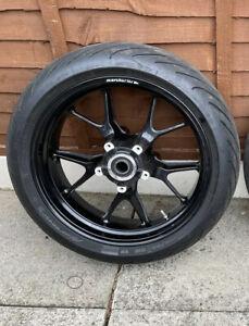 Ducati 749 999 Black Marchesini Rear Wheel
