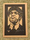 Pulp Fiction Jules Laser Cut Kolcut Art Print Movie Poster Mondo Tyler Stout