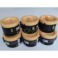 6 x Toner For Epson Aculaser M200 MX200 MX200DN MX200DNF MX200DWF C13S050709