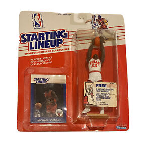 1988 MICHAEL JORDAN STARTING LINEUP ROOKIE AFA 70
