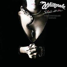 Whitesnake- Slide it in 6CD+DVD Super Deluxe 35th Anniversary Boxset NEW