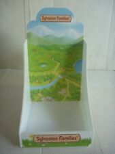 SYLVANIAN FAMILIES official CATALOGUE STAND promotional TOY STORE DISPLAY