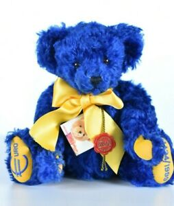 Hermann Euro Teddy Bear Limited Edition Retired & Tagged