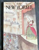 """THE NEW YORKER MAGAZINE AUGUST 24 2020-""""PACKED HOUSE"""" SHIPS FREE THE DAY U  PAY"""