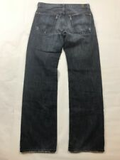 Men's 7 for All Mankind Austyn Relaxed Fit Straight Leg Dark Size 31 x 32 Long