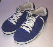ERIC KOSTON ES K7 2005 ROYAL/WHITE Classic Shoes RARE Excellent Condition.