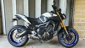 Yamaha MT-09 SP, 2018, 4,535 Miles, Beautiful Condition, 2 Owners