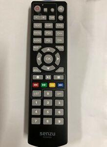 SENZU  Remote Control for  SVR1000  SVR500 Set Top Box