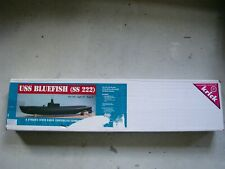 rc modellbau schiffe bausatz U boot sss 222 Bluefish
