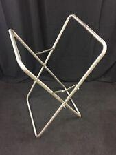 MILITARY ENG. CO. Metal Folding Cloth Basket Frame See Listing