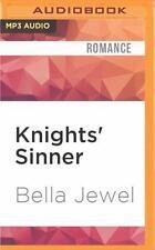 MC Sinners: Knights' Sinner by Bella Jewel (2016, MP3 CD, Unabridged)