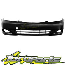 FRONT BAR COVER BLACK SUIT TOYOTA CAMRY CV36 02-04 SERIES 1 BUMPER