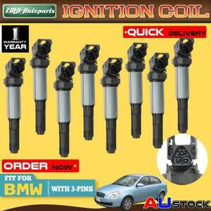 8x For BMW E39 E46 E53 E88 3/5/7 Series X3 X5 Z3 Z4  Ignition Coil 12131712219