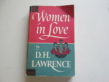 Acceptable - Women in Love - Lawrence, D. H. 1976-01-01 1965 edition. Staining/m