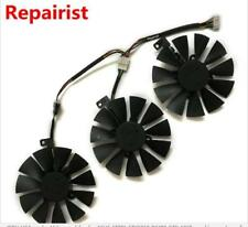 3 T129215SU Cooling Fan for Video Card ASUS STRIX GTX980Ti/R9 390X/ R9 390