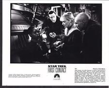 Patrick Stewart Gates McFadden Star Trek: First Contact 1996 movie photo 18034