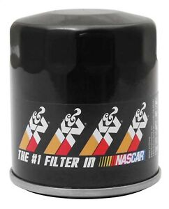 K&N PS-1002 High Flow Oil Filter Fits 16-18 Toyota/Lincoln/Ford/Land Rover