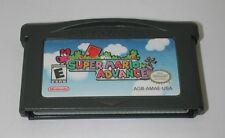 Gameboy Advance Super Mario Advance Working R3885