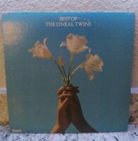 The O'neal Twins - Best Of Record LP Funk Soul Gospel Peacock Records 1973 RARE