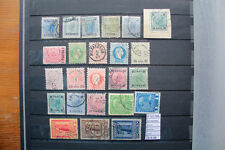 LOT STAMPS LEVANT AUSTRIA USED (F101756)