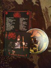 UNHOLY ARCHANGEL-kataclysmic perversions-CD-black metal