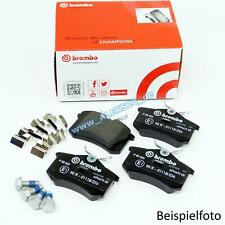 Brembo Brake Pads Disc Pad Kit Ha Audi A1 A3 A4 A6 B5 C5 8L P85020
