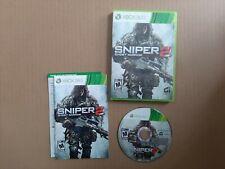Sniper: Ghost Warrior 2 (Microsoft Xbox 360, 2013)