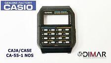 VINTAGE CASE/CAJA  CASIO CA-55-1 NOS