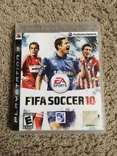 Ps3 Fifa Soccer 10