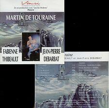 MARTIN DE TOURAINE - FABIENNE THIBEAULT / JP DEBARBAT