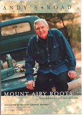2002 Andy Griffith Parkway Dedication Program Lot of 10 Mount Airy Nc Tags L@K