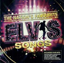Elvis Presley: The Nation's Favourite Elvis Songs - CD (2013)