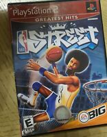 NBA Street Vol. 1 (PlayStation 2, PS2) Complete Tested Greatest Hits FREE S/H