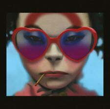 GORILLAZ Humanz DOUBLE LP Vinyl NEW 2017
