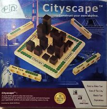 Cityscape Board Game from Pin 2002 Very good condition K63 Complete!