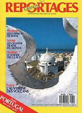 Grands Reportages - N°79 - Avril 1988 - Portugal Damien Patrice franceschi Mouss