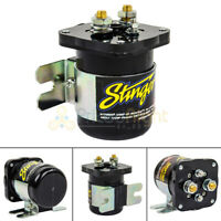 Stinger SGP32 High Current Power Relay Battery Isolator 200 Amps Car Audio New