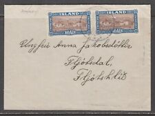 Iceland 19xx. Domestic cover