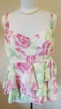 Kaleidoscope Size UK 20 EUR 46 Ladies Floral Blouse