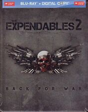 BLURAY STEELBOOK - THE EXPENDABLES 2 - New & Sealed - Future Shop Exclusive