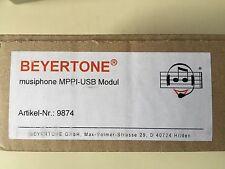 Beyertone Siemens Hicom Hipath Octopus Baugruppe MPPI USB Rechnung Mwst