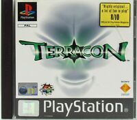 Terracon Sony PlayStation 1999 PS1 PAL European Complete