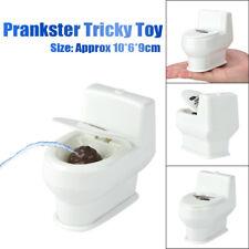 Mini Poo Poop Funny Prank Squirt Spray Water Toilet Closestool Joke Gag Toy Gift