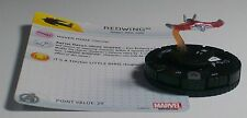 REDWING 007 Civil War Movie gravity feed Marvel Heroclix Rare