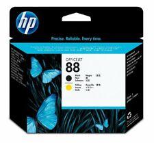 Genuine Original HP 88 Black & Yellow Printhead (C9381A) | FREE 🚚 DELIVERY