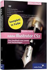 Adobe Illustrator CS2: Das Handbuch zum Lernen und Nachs... | Buch | Zustand gut