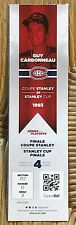 Montreal Canadiens 2017 NHL Stanley Cup Finals Phantom Ticket Guy Carbonneau